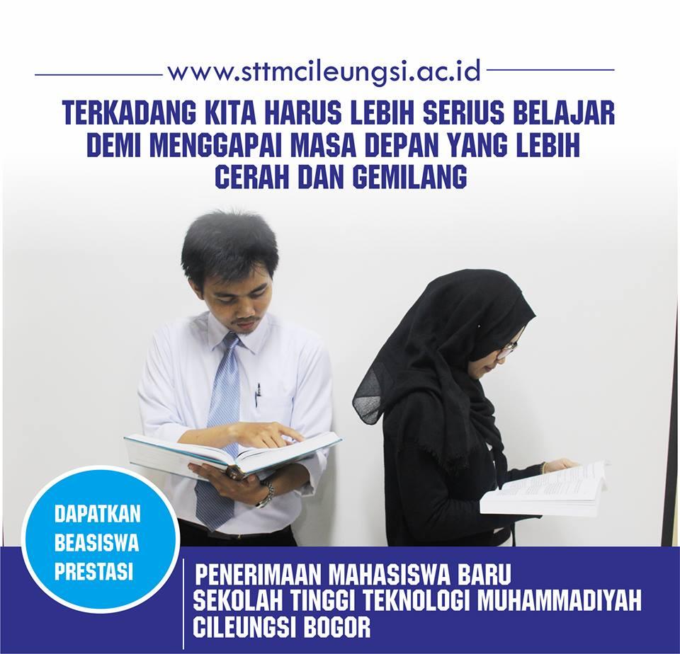 Kata Kata Motivasi Mahasiswa Sekolah Tinggi Teknologi Muhammadiyah